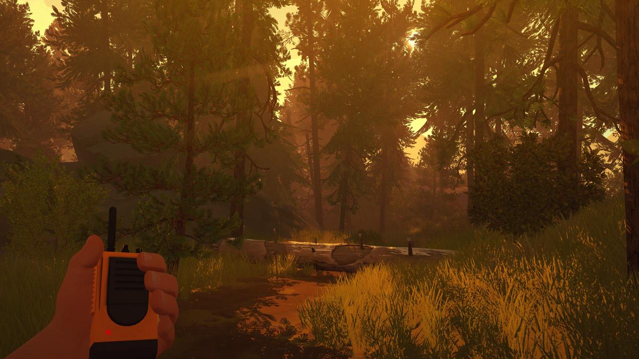 Скриншот №9 к Firewatch