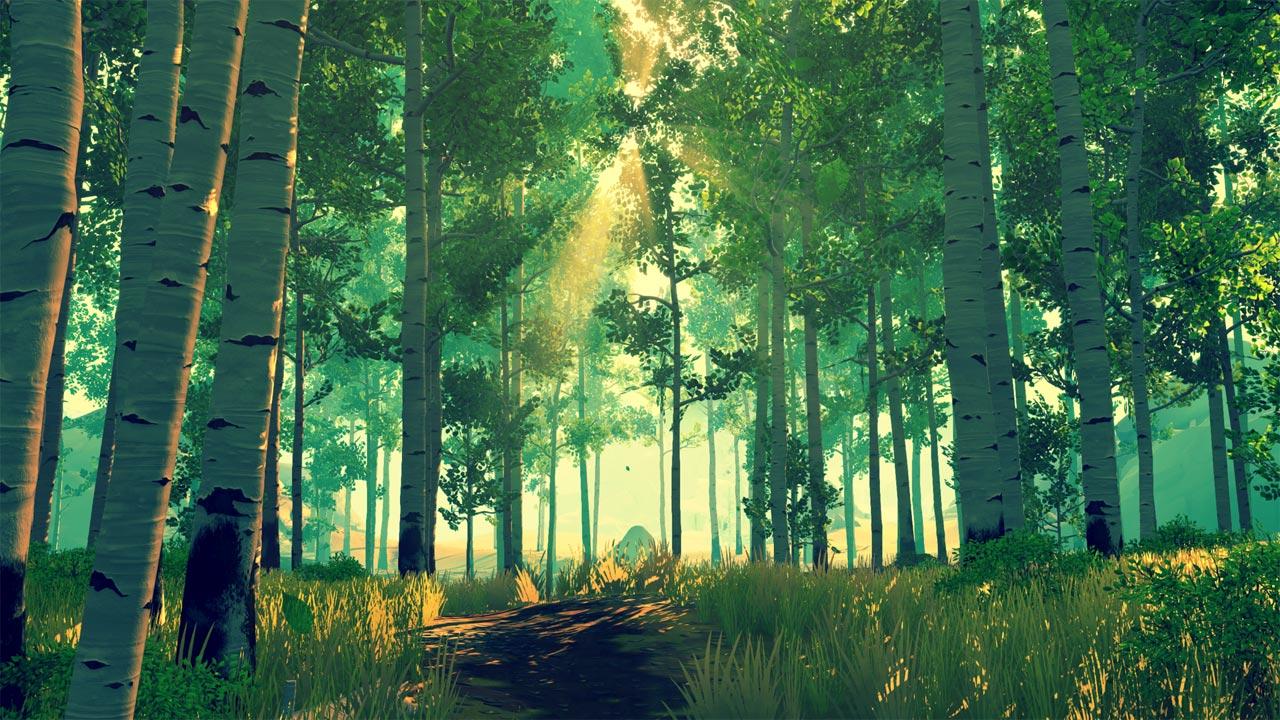 Скриншот №3 к Firewatch
