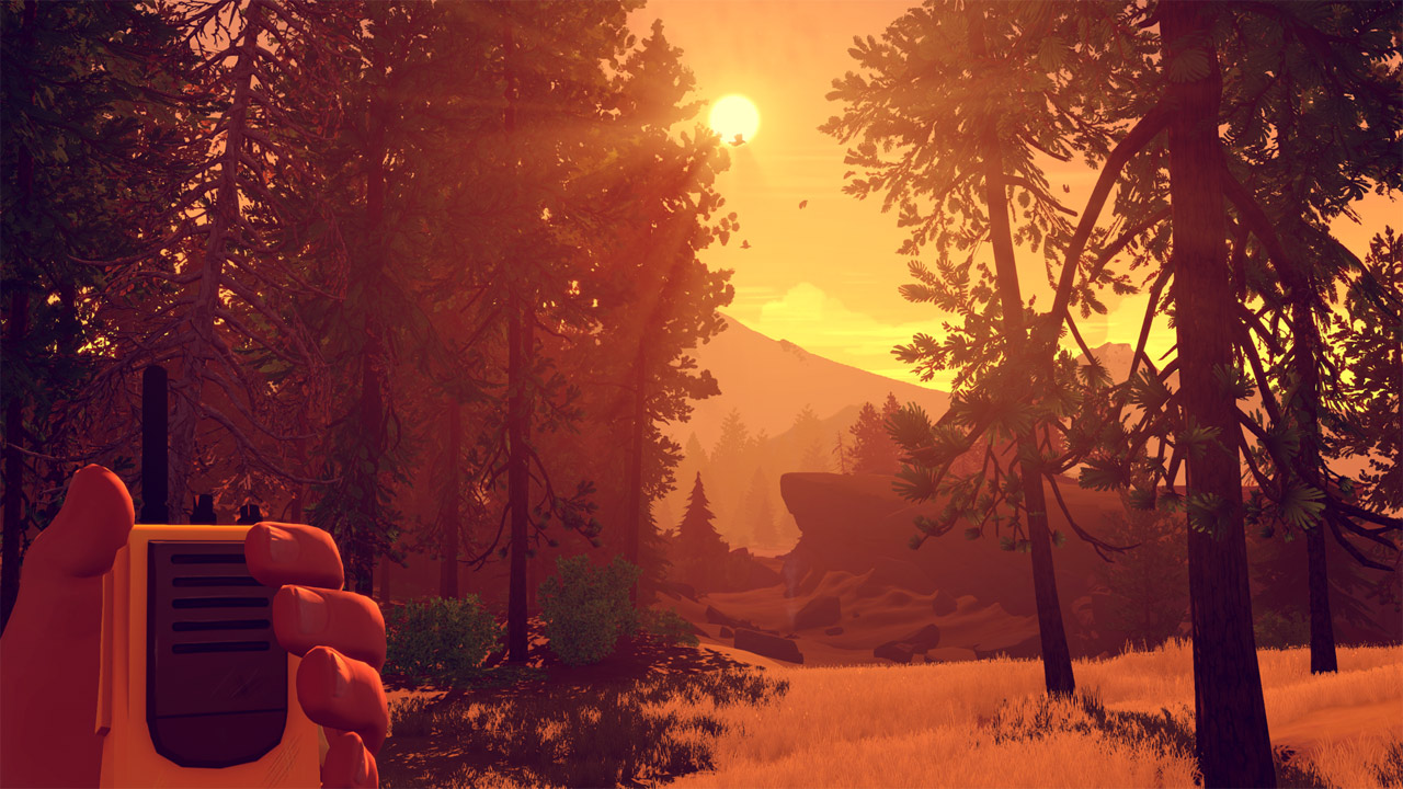 Скриншот №5 к Firewatch