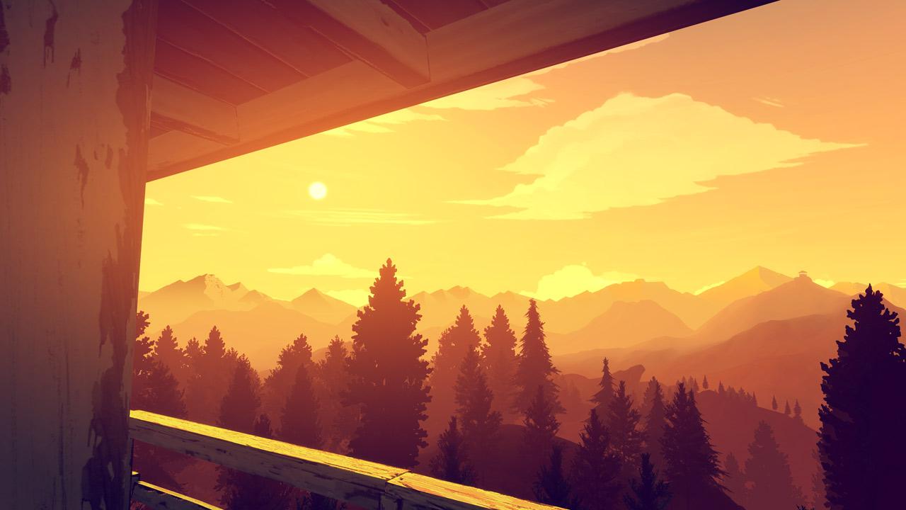 Скриншот №10 к Firewatch