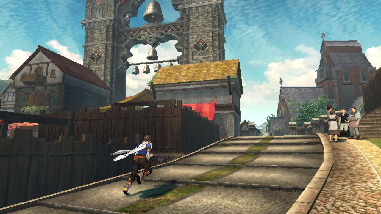 Скриншот №6 к Tales of Zestiria - цифровое стандартное издание