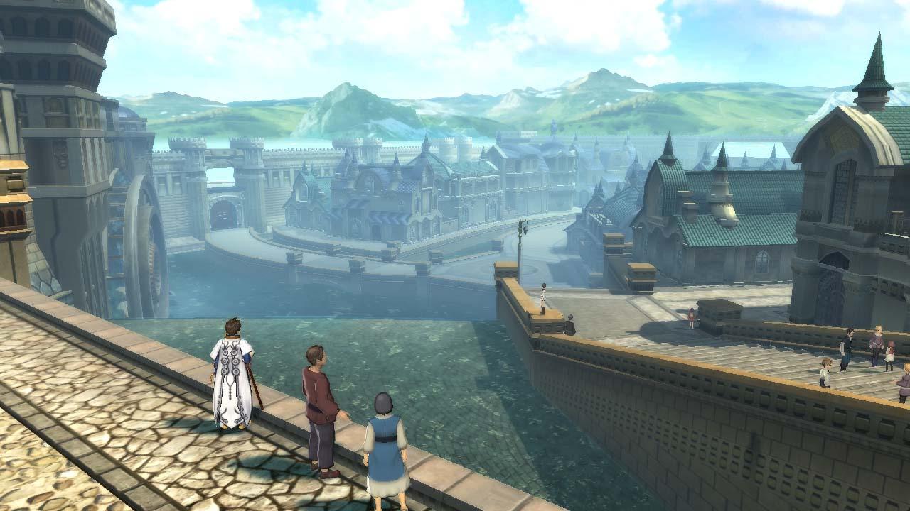 Скриншот №10 к Tales of Zestiria - цифровое стандартное издание