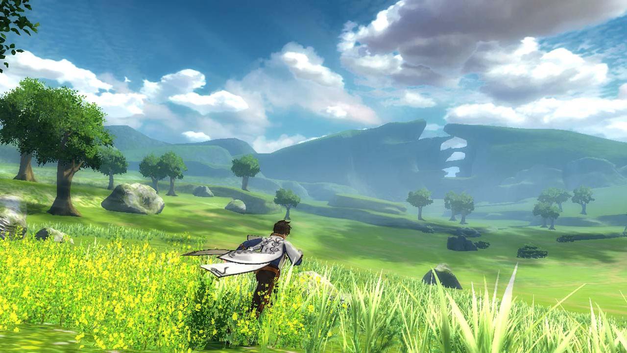 Скриншот №3 к Tales of Zestiria - цифровое стандартное издание