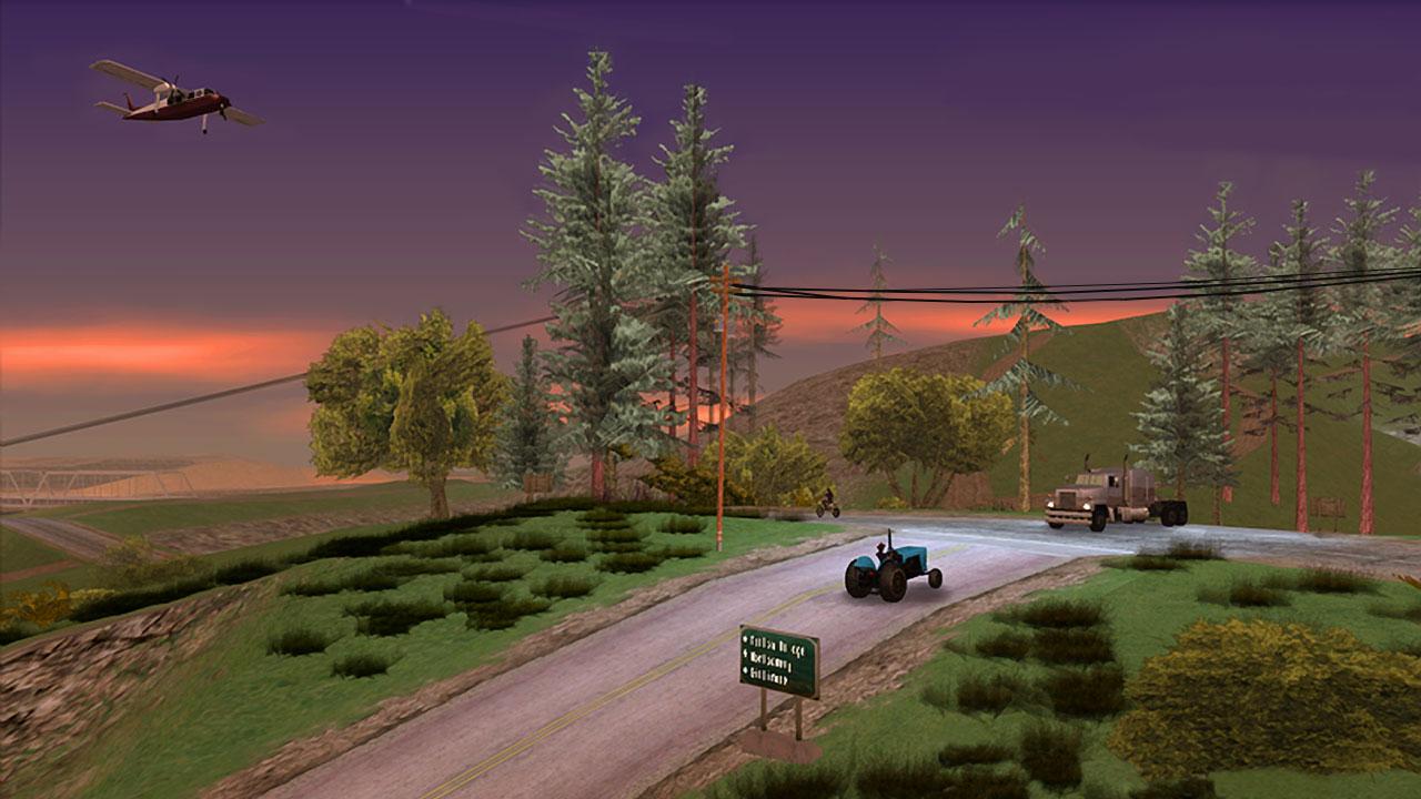 Скриншот №19 к Grand Theft Auto The Trilogy