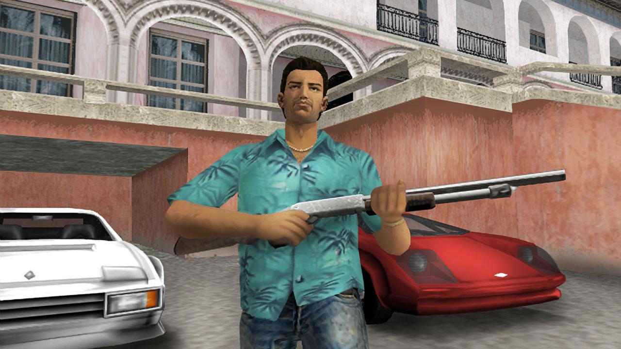 Скриншот №24 к Grand Theft Auto The Trilogy