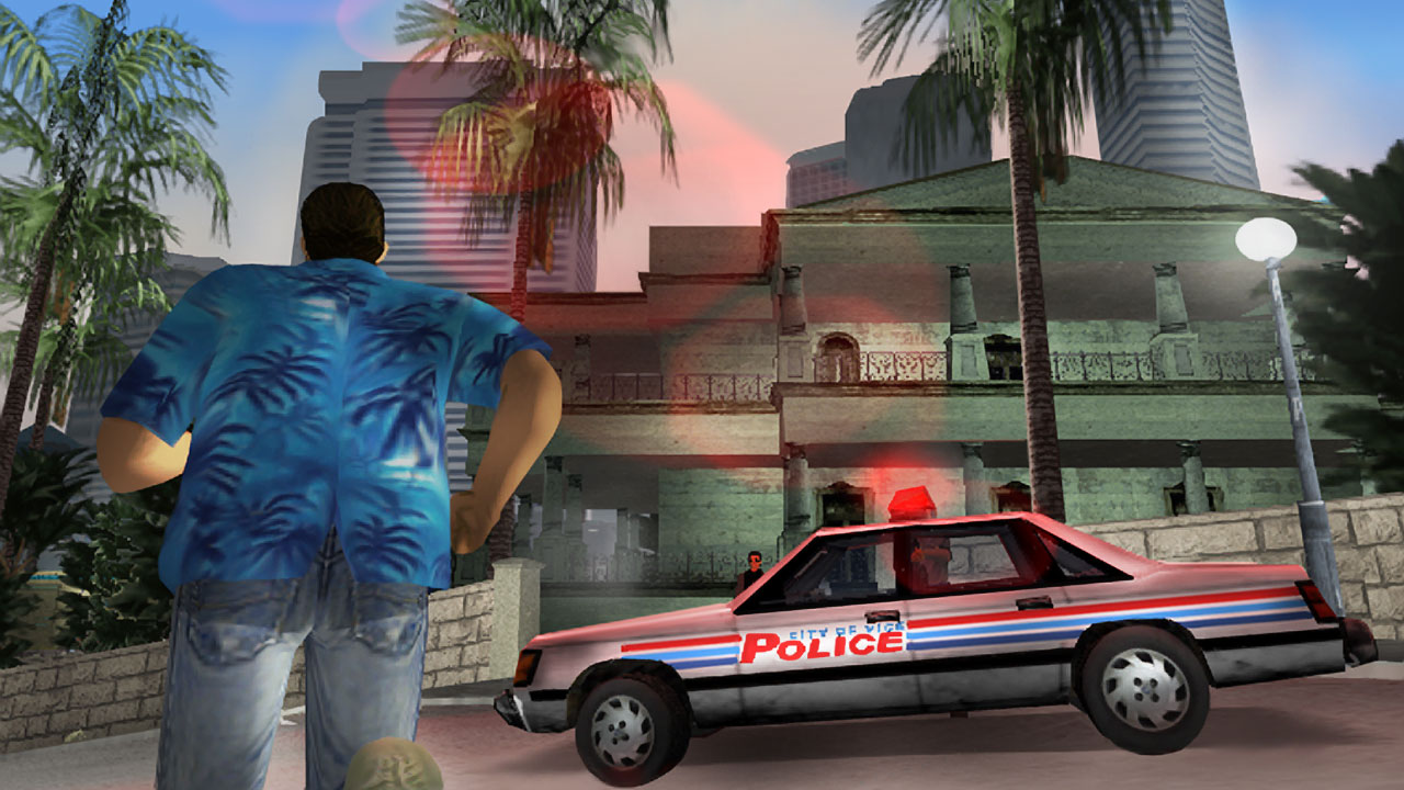 Скриншот №27 к Grand Theft Auto The Trilogy