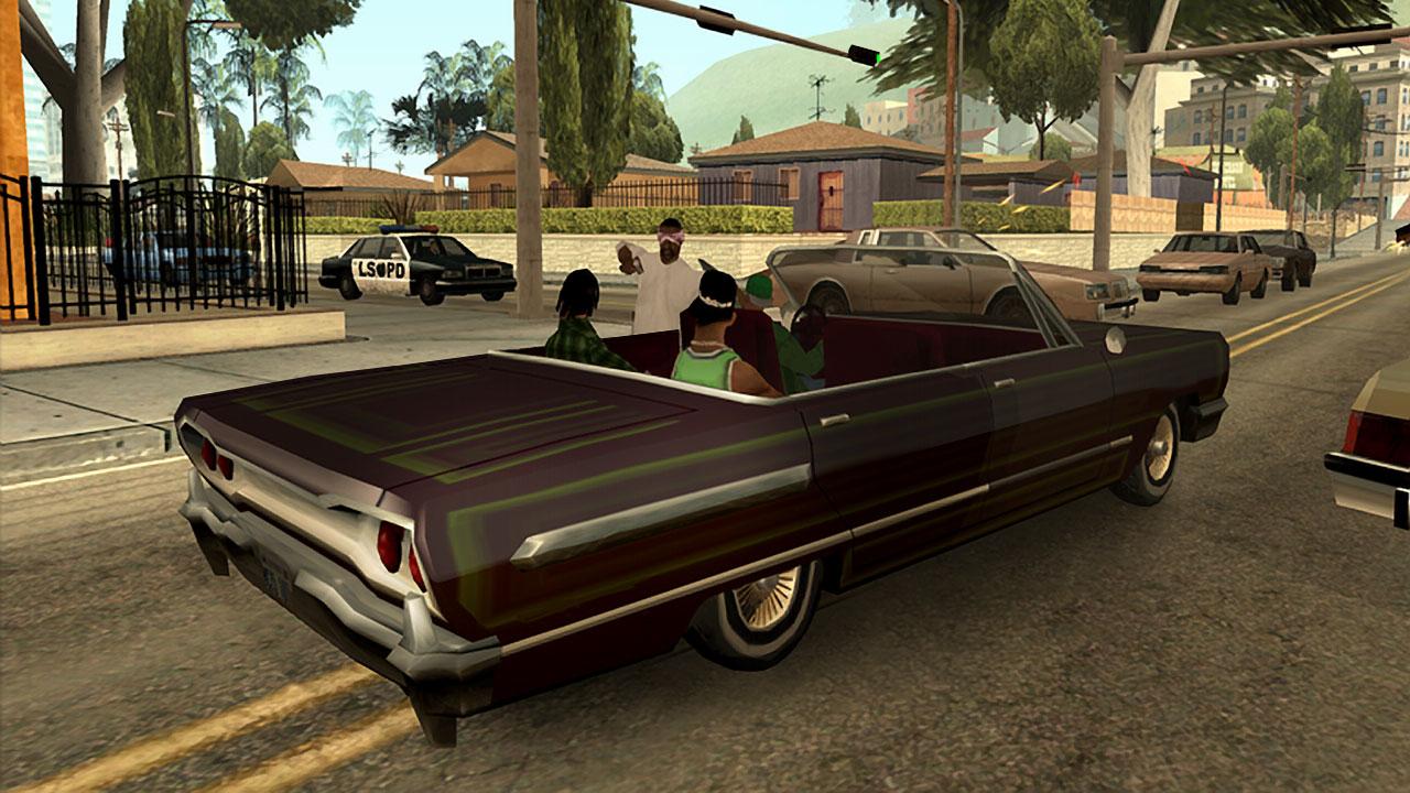 Скриншот №12 к Grand Theft Auto The Trilogy