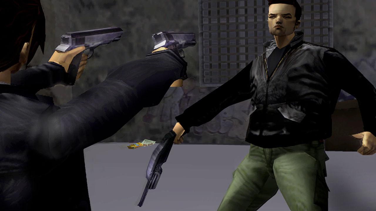 Скриншот №3 к Grand Theft Auto The Trilogy