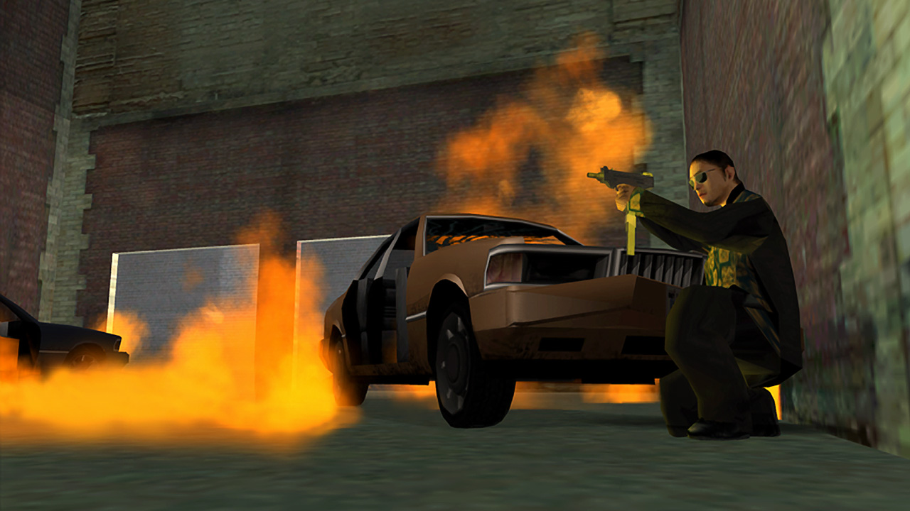 Скриншот №16 к Grand Theft Auto The Trilogy