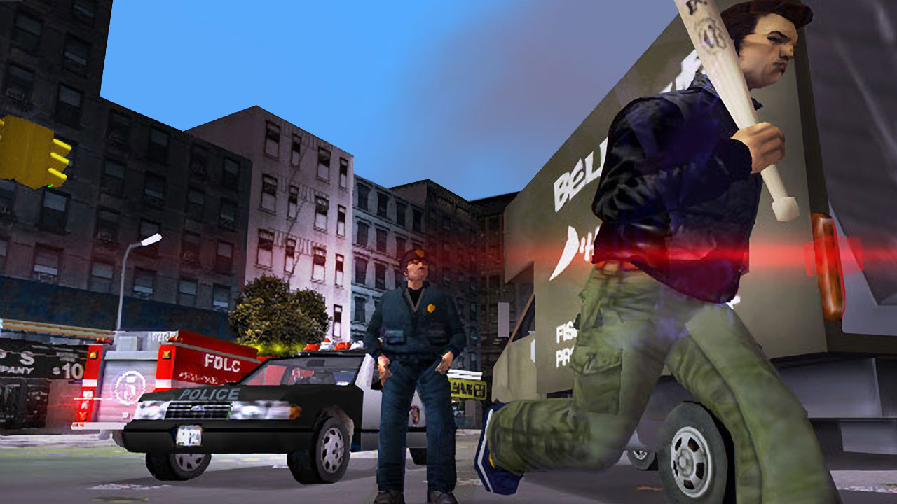 Скриншот №6 к Grand Theft Auto The Trilogy
