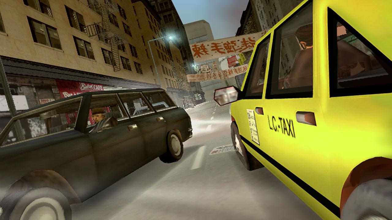 Скриншот №4 к Grand Theft Auto The Trilogy