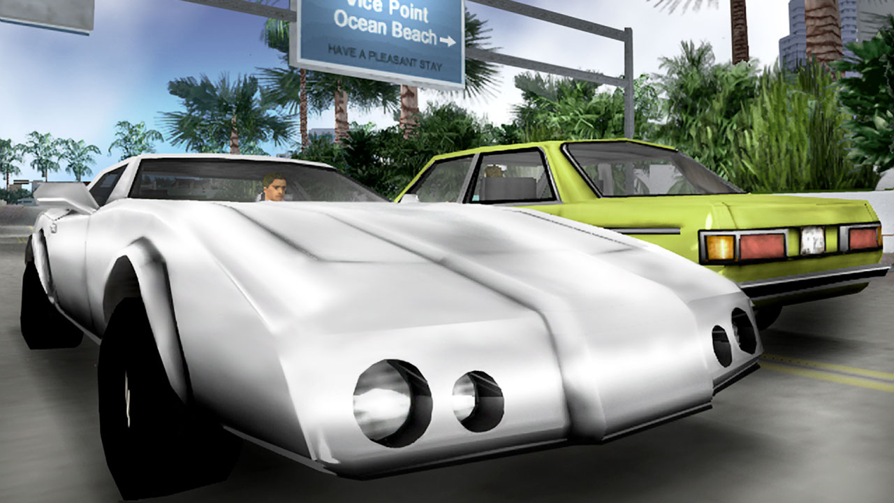 Скриншот №23 к Grand Theft Auto The Trilogy