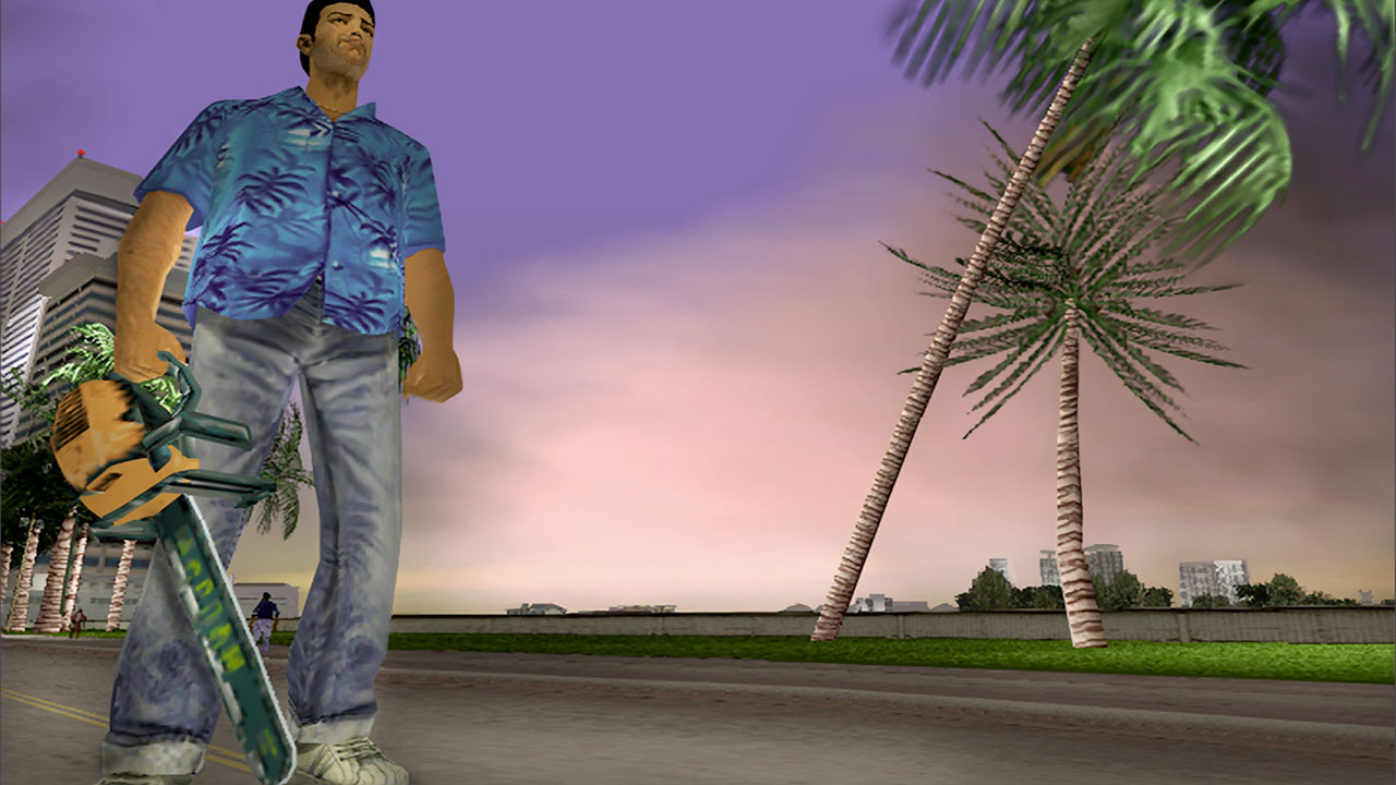 Скриншот №29 к Grand Theft Auto The Trilogy