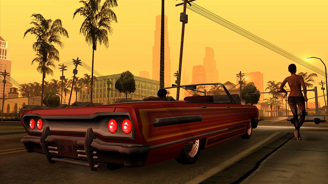 Скриншот №18 к Grand Theft Auto The Trilogy