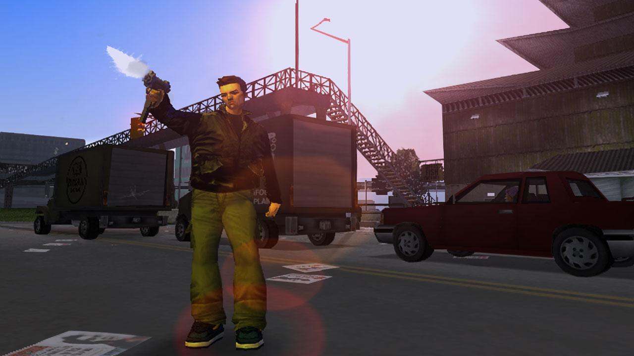 Скриншот №5 к Grand Theft Auto The Trilogy