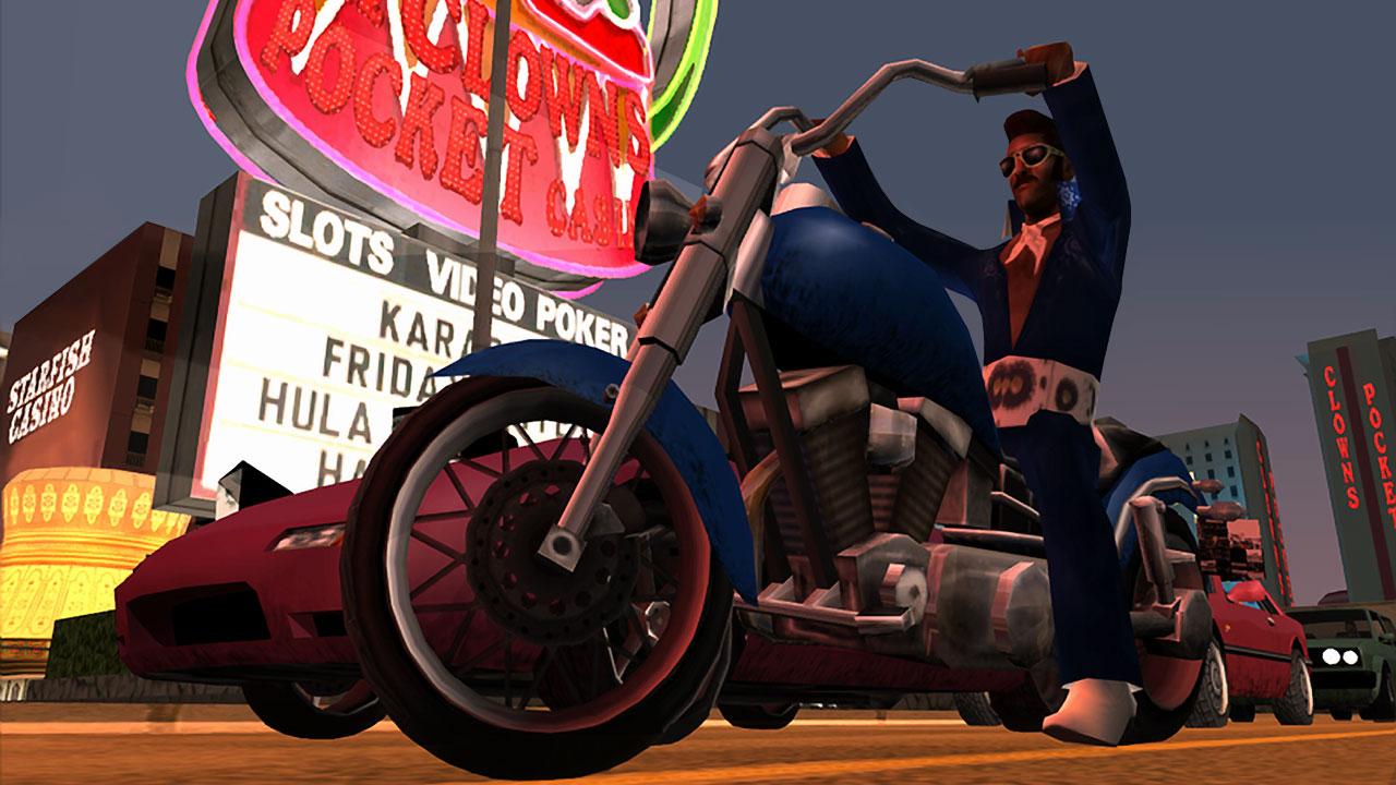 Скриншот №13 к Grand Theft Auto The Trilogy