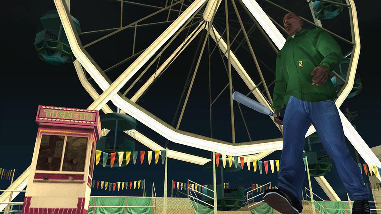 Скриншот №15 к Grand Theft Auto The Trilogy