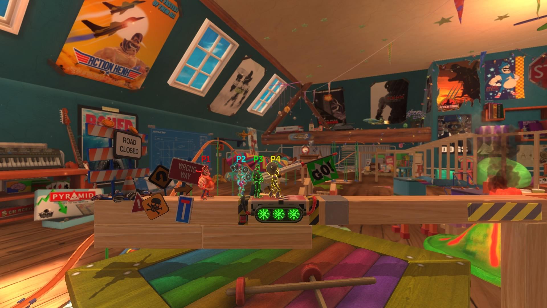 Скриншот №9 к Action Henk
