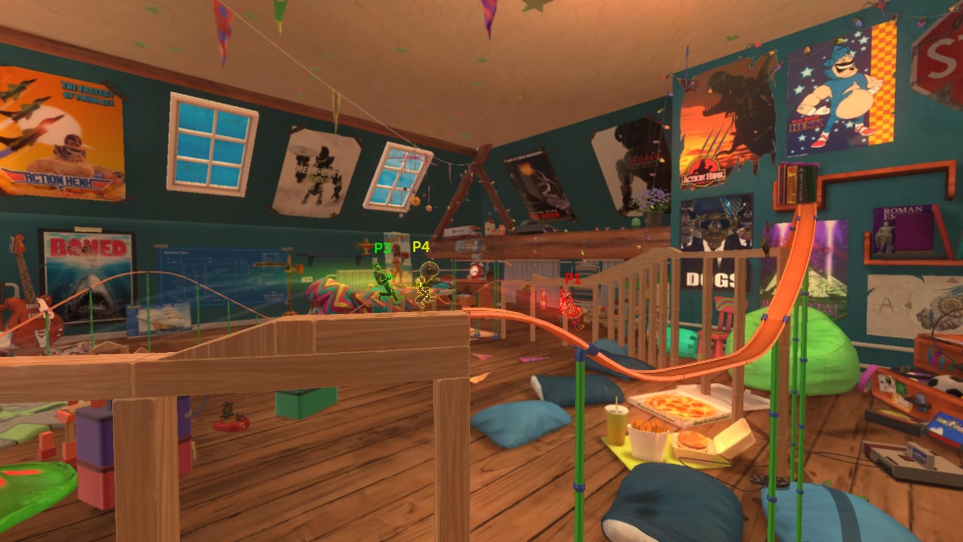 Скриншот №3 к Action Henk