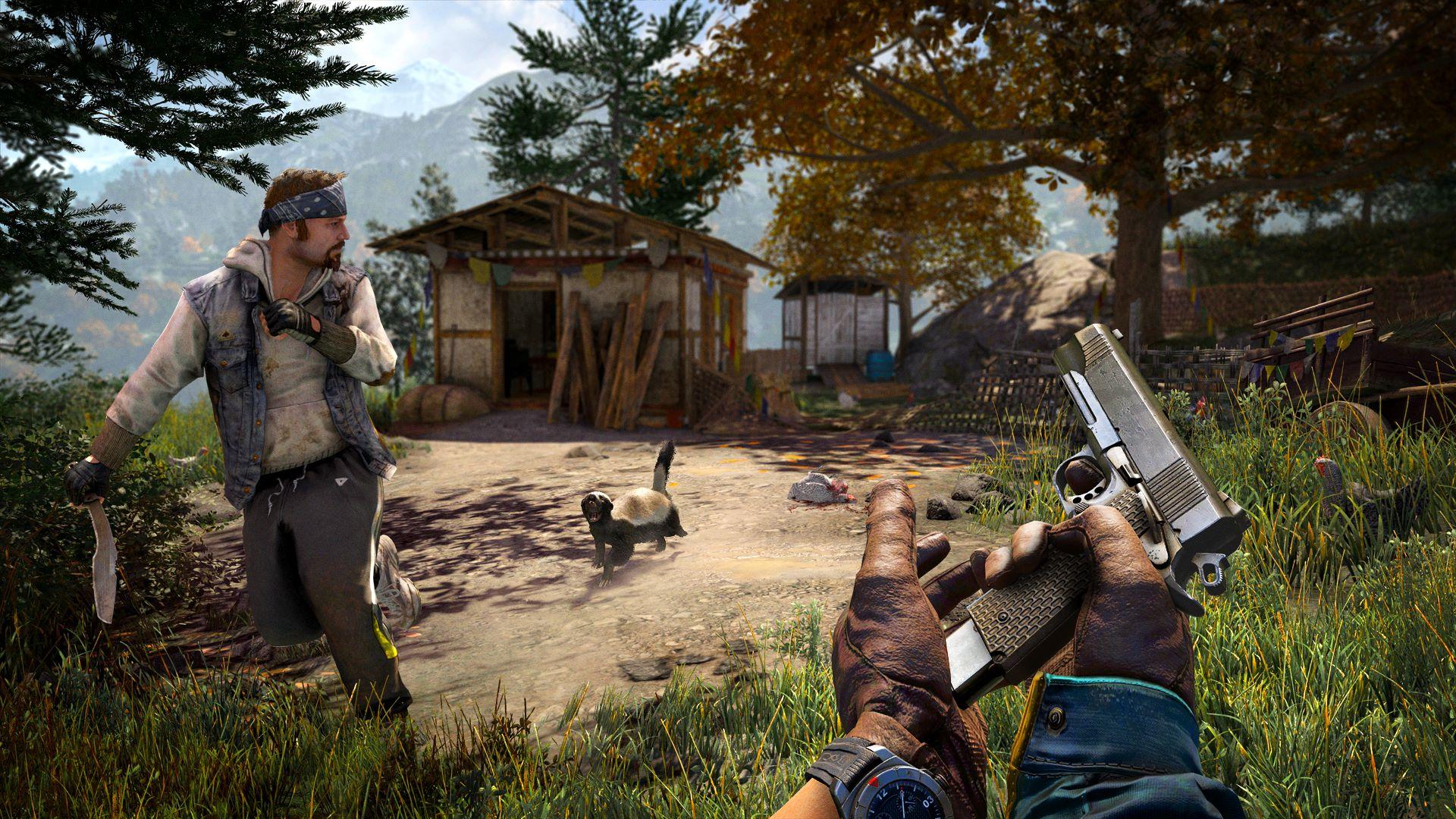 Скриншот №1 к Far Cry 4