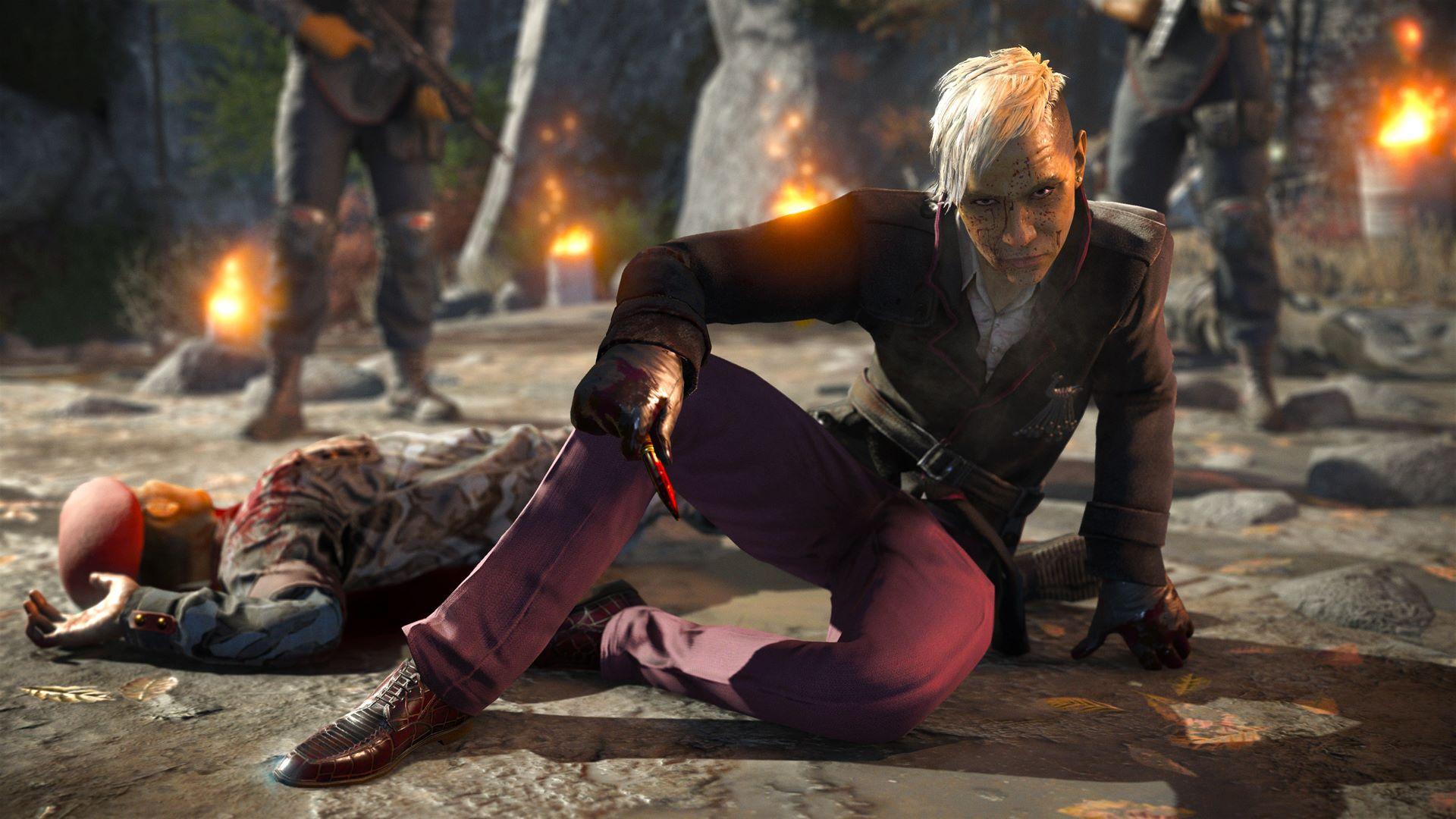Скриншот №5 к Far Cry 4
