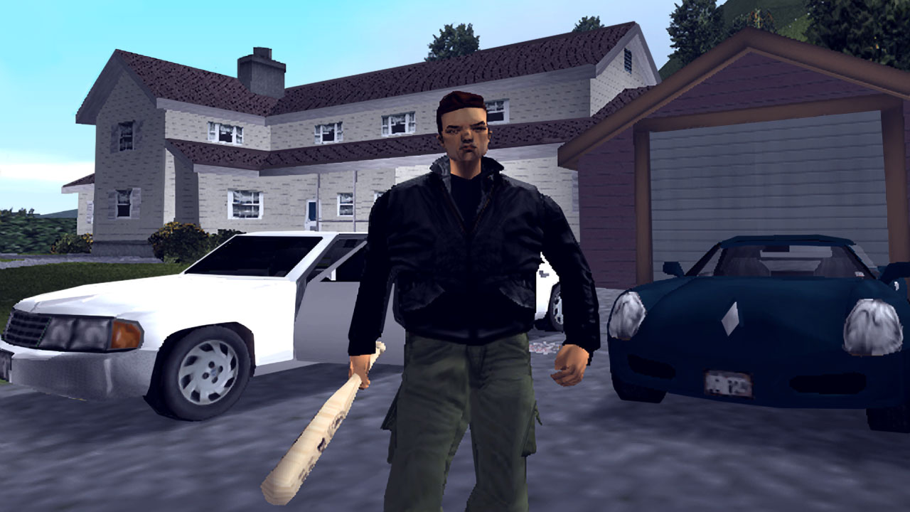 Скриншот №2 к Grand Theft Auto The Trilogy