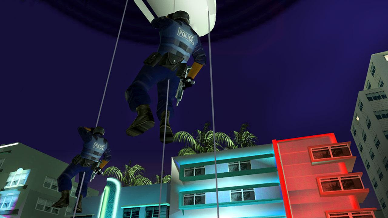 Скриншот №10 к Grand Theft Auto The Trilogy
