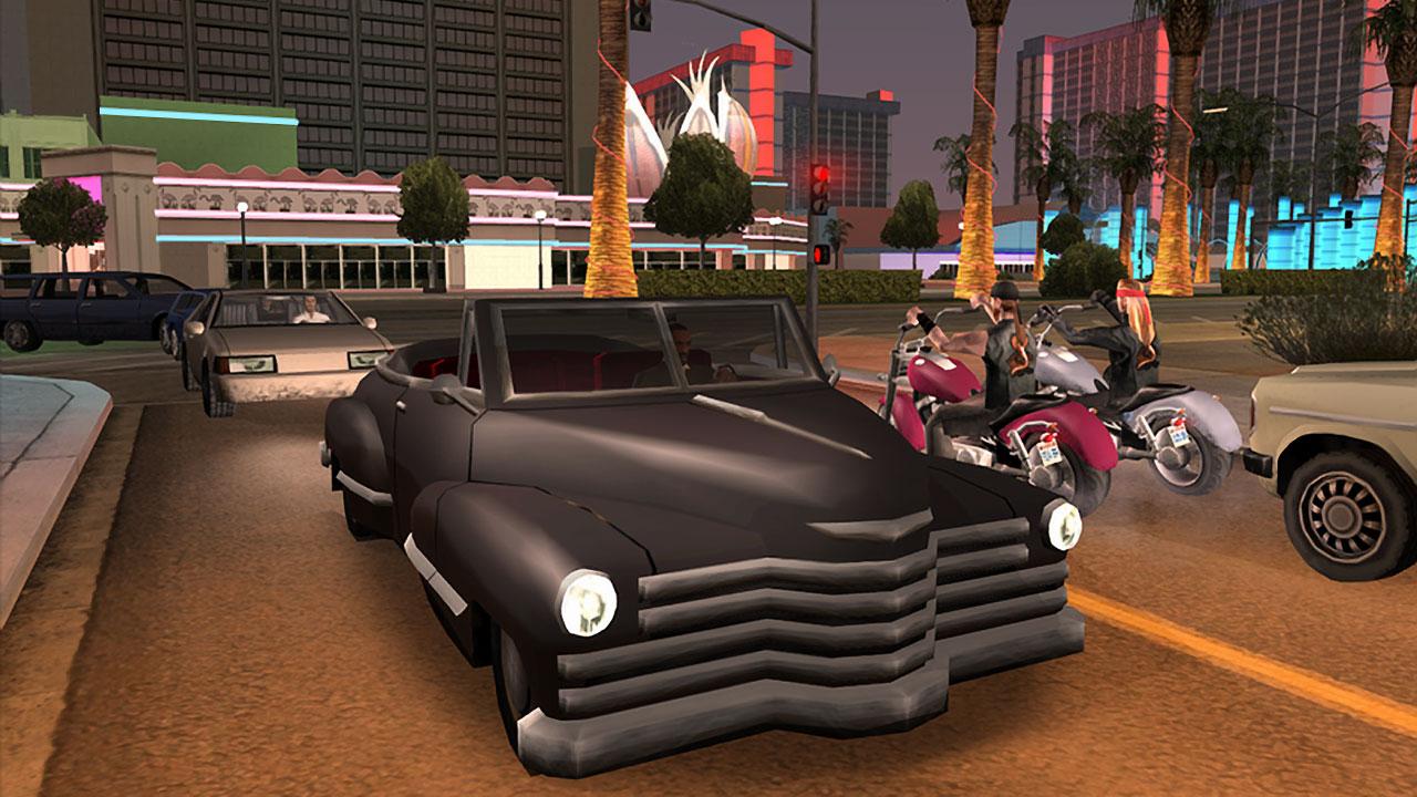 Скриншот №8 к Grand Theft Auto The Trilogy