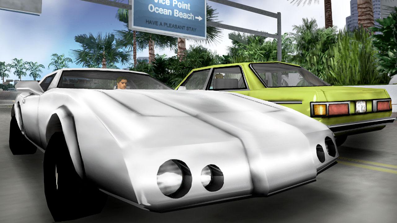 Скриншот №9 к Grand Theft Auto The Trilogy