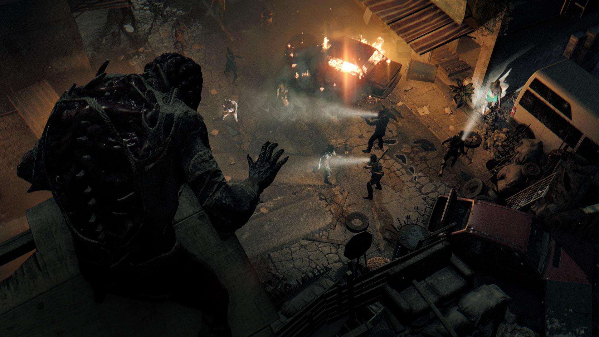 Скриншот №8 к Dying Light The Following - Улучшенное издание
