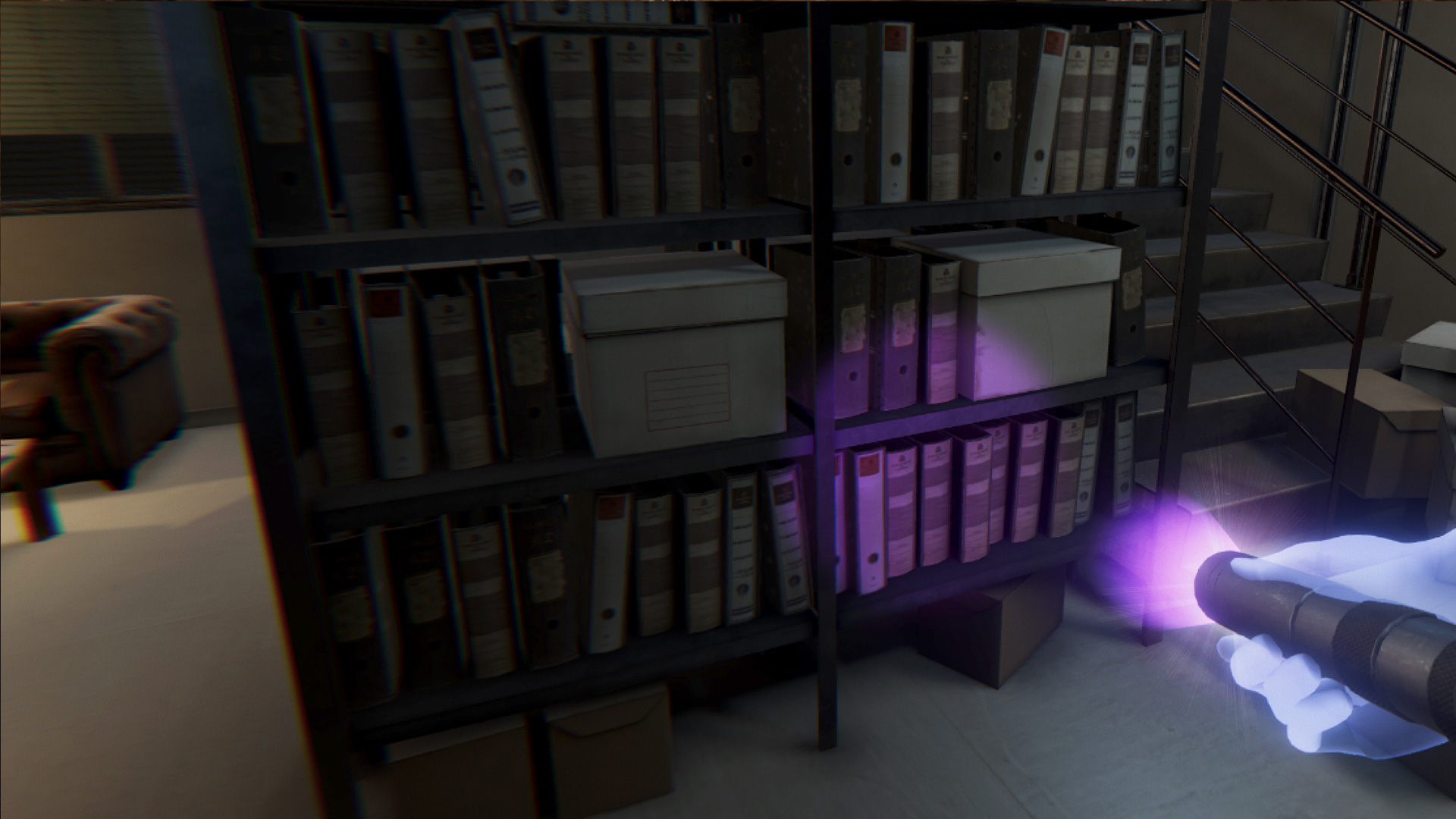 The Ministry of Time VR: Save the Time [EUR] [2017|Eng]