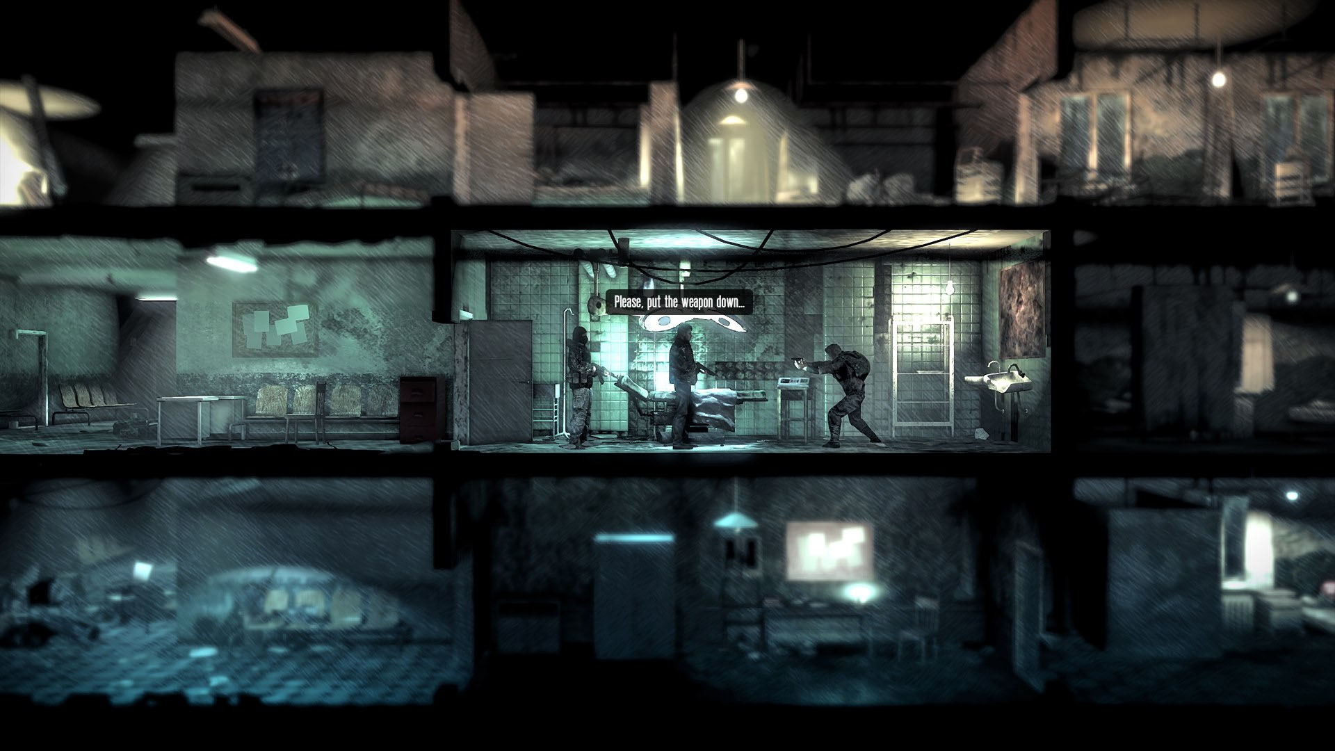 Скриншот №9 к This War of Mine The Little Ones