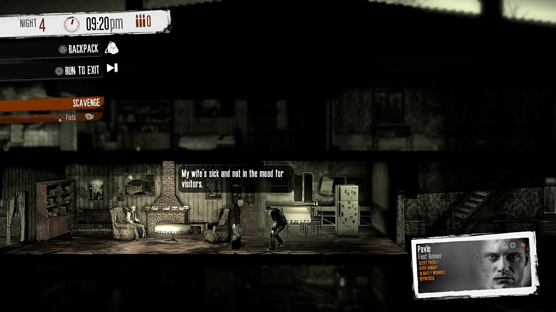 Скриншот №7 к This War of Mine The Little Ones