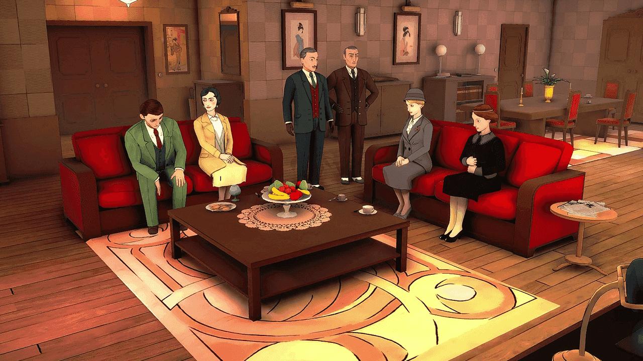Скриншот №4 к Agatha Christie - The ABC Murders