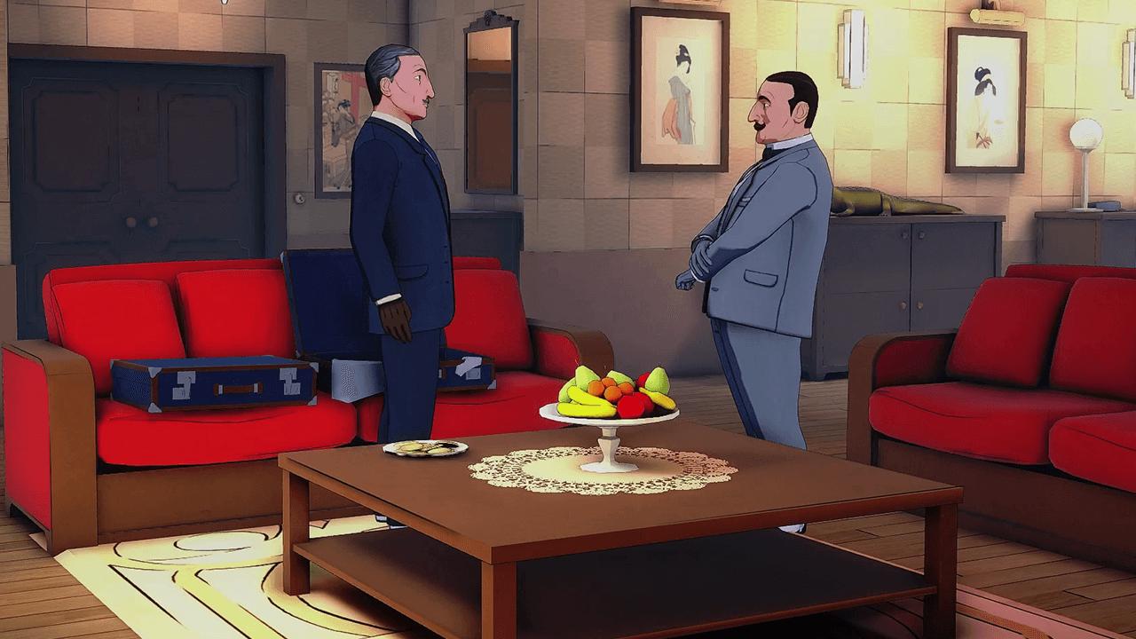 Скриншот №1 к Agatha Christie - The ABC Murders