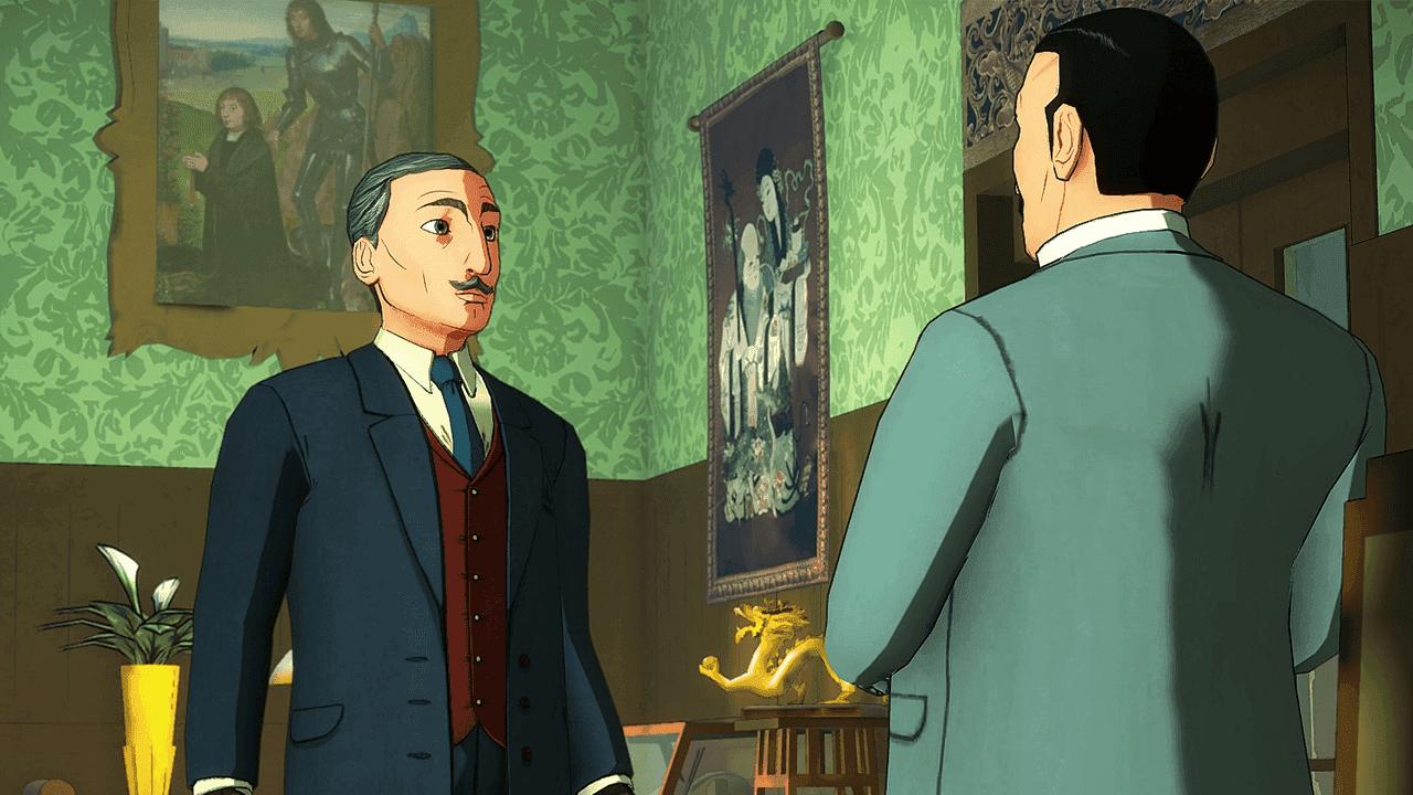 Скриншот №2 к Agatha Christie - The ABC Murders